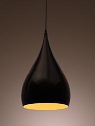 Luminária Pendente com Topo Giratório de Alumínio Design Dinâmico