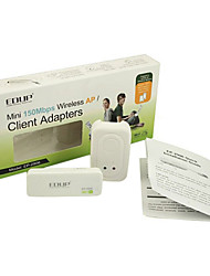 EDUP EP-2906 Mini 150 Mbps 2.4G USB Wireless AP/Client Network Router Adapters