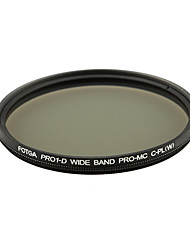 FOTGA® Pro1-D 67Mm Ultra Slim Mc Multi-Coated Cpl Circular Polarizing Lens Filter