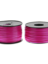 Reprapper 3D Printer Consumables Purple Color (Optional Wire Diameter and Material) 1 Piece