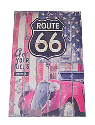 Route 66 Password Money Box