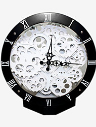 "13 ""Type H de vitesse Creative simple table Horloge"