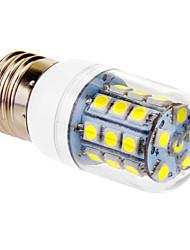 4W E26/E27 LED Mais-Birnen T 30 SMD 5050 450 lm Kühles Weiß AC 220-240 V
