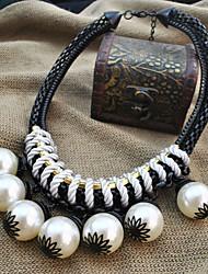 Женская ожерелье