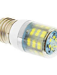 10W E26/E27 LED Mais-Birnen T 46 SMD 2835 760 lm Kühles Weiß V