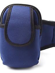 Sports de plein air iPhone5 Sac léger bleu poignet