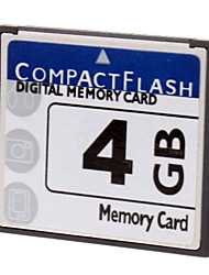 4GB Ultra Digital CompactFlash Memory Card