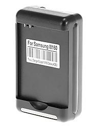 Cargador de batería para Samsung I8190 I8160 Batería Negro