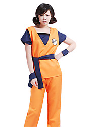 Costume Cosplay Dragon Ball Z Goku hommes