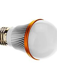 E26/E27 6 W 15 SMD 5730 500 LM Warm White Globe Bulbs AC 85-265 V
