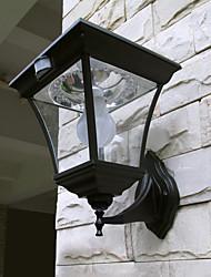 PIR Motion Sensor Solar Light / mur solaire Lumière / LED Feux en plein air (LEH-44238B)