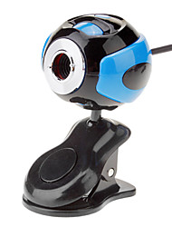 Mina de 2.0 Mega Pixels USB Webcam
