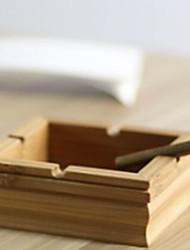 Kreative Mode Green Bamboo Aschenbecher