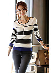 Women's Round Collar Sweater