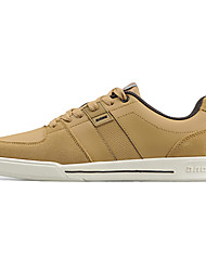 Leder Herren Athletisch Fashion Sneakers mit Lace-up