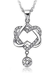 Honeybaby Heart To Heart Necklace