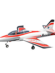 Top RC Hobby Jet Star 4CH EPO RC Airplane RTF (Blue)