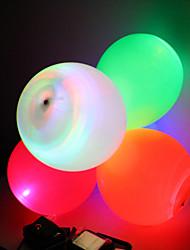 décoration de mariage a conduit à clignoter décoration ballon - un ensemble de 5 (plus de couleurs)