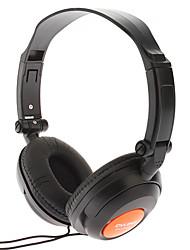 OVLENG Hi-fi Stereo Music On-ear Headphone Orange