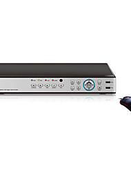 4 canali H.264 Sorveglianza DVR w / 3G Mobile di accesso remoto No Hard Drive