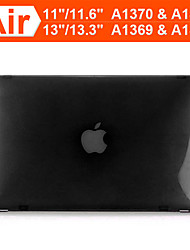 "crystal Enkay étui rigide shell pour 11.6 ""13.3"" air apple macbook"