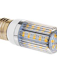 6W E26/E27 LED лампы типа Корн T 36 SMD 5730 350 lm Тёплый белый AC 220-240 V