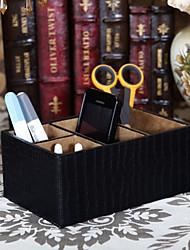 Fancy Modern Black Storage Box