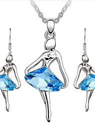 Ballet Jewelry Set