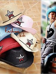 Girls/Boys Hats & Caps Summer Acrylic