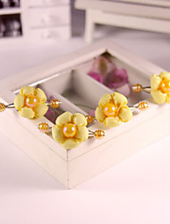 Children's Flower Hair Clip(4/set)
