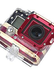 Red complet GoPro aluminium CORDON ANNEAU Mont Ver. 2