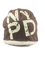 Полиция Нью-Йорка Толстая вязаная шапка
