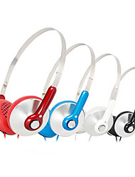 Somic MH429 pieghevole Neck-Band cuffie on-ear con microfono e telecomando PC / iPhone / Samsung / HTC / iPad / Mobile