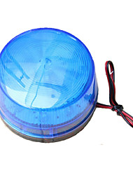 Blue Security Strobe Light