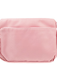 Pink Travelling Cosmetic Bag