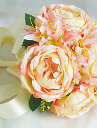 Forme ronde de mariage / partie bouquet de mariée (plus de couleurs)