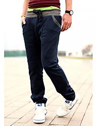 Los hombres de la venta caliente pantalones casuales
