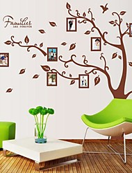 DIY adesivo rimovibile Adesivo Super grande albero Photo Frame