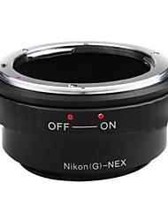 emolux af (g) Objektivhalterung für Sony NEX-7 NEX-5 NEX-3 NEX5 NEX3 NEX-VG10 Adapter