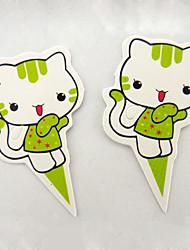 торт ботворезы сократить котенка карты бумага торт Топпер - набор из 50