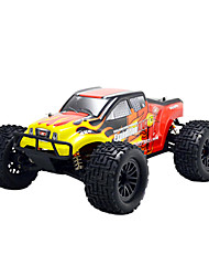 SST · Corsa 1/10 della scala 4WD Brushless PE Off-Road Monster Truck (Red)