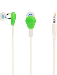 ULDUM High Quality Stereo In-Ear Earphones With MIC For iPod,iPhone,Mobile Phone