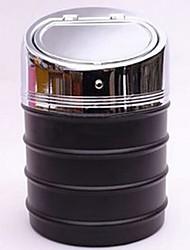 Modo creativo Top metallo Grade Posacenere per auto - 2 colori Disponibile