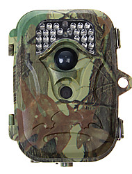 "AcornGuard 2.4"" TFT 12MP Scouting Wildlife Hunting Camera Trail Stealth Game Mini USB - Camouflage"