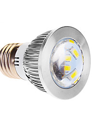 E26/E27 5 W 12 SMD 5630 450 LM Cool White Spot Lights AC 220-240 V