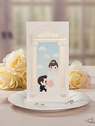 "Wedding Décor ""Will You Marry Me"" Money Card Gifts Bag/Envelop - Set of 12"