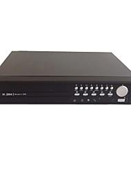 4 ch H.264 sicurezza CCTV videosorveglianza registratore dvr d1 tempo reale