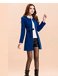 Women's Cute Woolen Coat