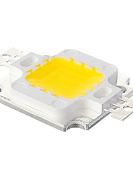 10W 2800-3200K Warm White Light LED-Chip (32-35V)