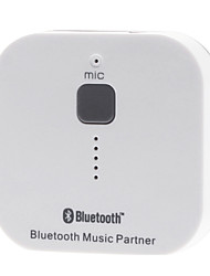 Bluetooth Music Partner Transmitter Receiver with Microphone